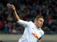Daniel Frahn verstärkt den Heidenheimer Angriff