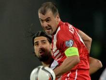 Roy Chipolina steht Gibraltar im Spiel gegen Deutschland zur Verfügung