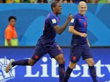 Vier Minuten nach seiner Einwechslung erzielte Georginio Wijnaldum das 1:0