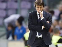 Italien verlor erstmals unter Nationaltrainer Antonio Conte