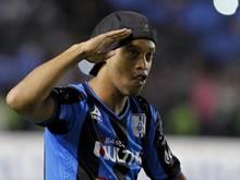 Ronaldinho verabschiedet sich aus Mexiko