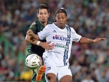 Ronaldinho erzielte in Mexiko acht Tore in 25 Spielen
