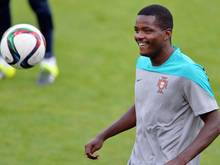 Der Portugiese William Carvalho ist vor dem Finale optimistisch