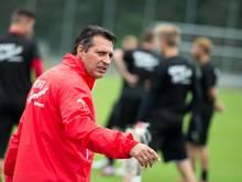 Alois Schwartz ist der Trainer des SV Sandhausen