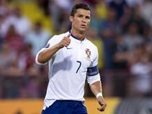 Portugal denkt über eine Nominierung von Cristiano Ronaldo nach