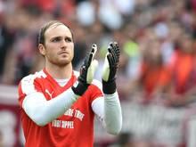 Tobias Sippel ist noch immer enttäuscht von seinem Abschied aus Kaiserslautern