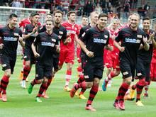Der 1. FC Union Berlin hat bereits mit dem Training begonnen