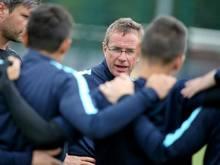 Leipzig-Coach Ralf Rangnick darf sich über einen neuen Spieler freuen