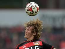 Leverkusens Tin Jedvaj hat sich im Trainingslager eine Verletzung im Oberschenkel zugezogen