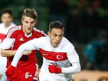Mevlüt Erdinc wechselte von AS St. Etienne zu Hannover 96