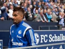 Soll von Schalkes Gehaltsliste gestrichen werden: Kevin-Prince Boateng