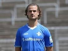 Yannick Stark fällt für den SV Darmstadt in der ersten Runde des DFB-Pokals aus