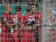 Der VfB Stuttgart hatte in Kiel so seine Mühe