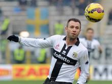 Antonio Cassano kehrt wieder zu Sampdoria Genua zurück