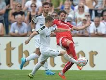 Der SV Sandhausen benötigte das Elfmeterschießen zum Weiterkommen