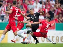 Die Düsseldorfer benötigten das Elfmeterschießen gegen Rot-Weiss Essen