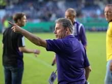 VfL-Geschäftsführer Jürgen Wehlend