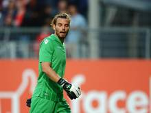 Lazio-Torwart Federico Marchetti kann nicht gegen Leverkusen spielen