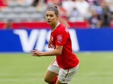 Die Schweizer Nationalspielerin Ramona Bachmann wechselt zum VfL Wolfsburg.
