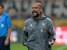 Das Team von Pep Guardiola trifft im Topspiel des 3. Spieltags auf Bayer 04 Leverkusen
