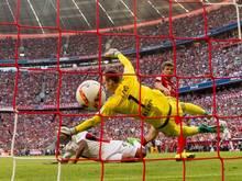 Thomas Müller traf doppelt in seinem 200. Bundesligaspiel