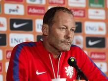Die Premiere als niederlänsicher Nationaltrainer wird für Danny Blind gleich zu einem Schicksalsspiel