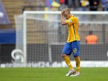 Der Braunschweiger Nik Omladič wurde für zwei Spiele gesperrt