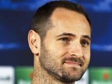 Josip Simunic soll der kroatischen Nationalmannschaft weiterhelfen