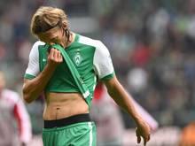 Werder Bremen kassierte gegen Leverkusen die dritte Liga-Pleite in Serie
