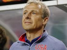 Jürgen Klinsmann baut für das Spiel gegen Mexiko auf erfahrene Spieler