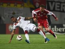 Georgien muss gegen Deutschland auf drei Stammspieler verzichten