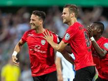 Reutlingen will auch gegen Braunschweig jubeln