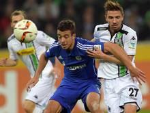 Im Pokal treffen Schalke 04 und Mönchengladbach erneut aufeinander
