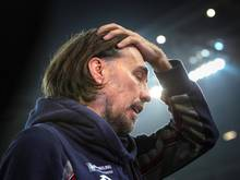 Der Mainzer Trainer Martin Schmidt ist mit seinem Team in einer kleinen Krise