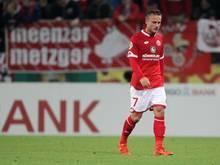 Pierre Bengtsson wurde vom DFB-Sportgericht nach seinem Platzverweis für ein Spiel gesperrt