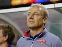 US-Trainer Jürgen Klinsmann startete mit seinem Team mit einem Pflichtsieg in die WM-Qualifikation