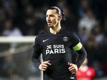 Zlatan Ibrahimović zeigte sich nach der Partie gegen seine Heimatstadt Malmö emotional bewegt