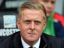 Garry Monk ist nicht mehr Trainer von Swansea City