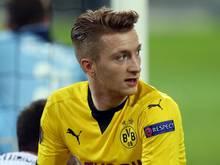 Marco Reus fällt gegen Augsburg aus