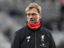 Jürgen Klopp wurde in England wegen seines Verhaltens neben dem Platz kritisiert