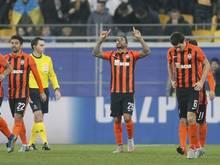 Alex Teixeira hat in dieser Saison für Schachtjor Donezk 22 Tore in 15 Spielen erzielt