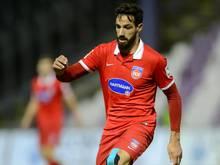 Adriano Grimaldi wechselt zum Drittligisten SC Preußen Münster