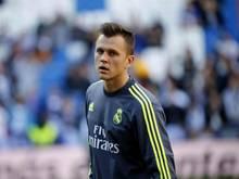 Denis Cheryshev wurde von Real Madrid an den FC Valencia ausgeliehen