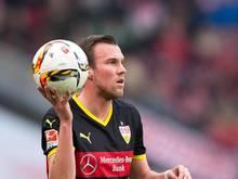 Für Stuttgarts Kevin Großkreutz ist Pokalgegner BVB der Favorit