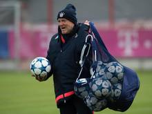 Hermann Gerland ist seit 2001 ohne Unterbrechung beim FC Bayern München angestellt