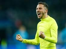 Gents Danijel Miličević ist fit für die Partie gegen Wolfsburg