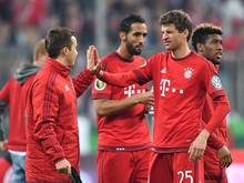 Am Samstagabend könnte der FC Bayern schon wieder Meister sein