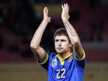 Artem Kravets hat keinen Kaderplatz abbekommen
