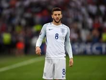 Adam Lallana hofft auf friedliche Unterstützung der englischen Fans
