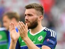 Stuart Dallas fordert für das Team von Nordirland etwas mehr Respekt